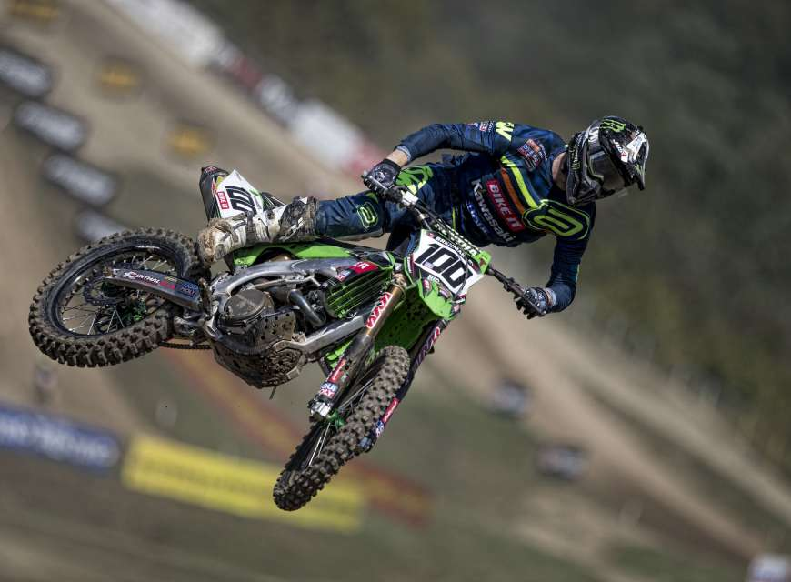 Tommy Searle at the 2018 Grand Prix of Bulgaria