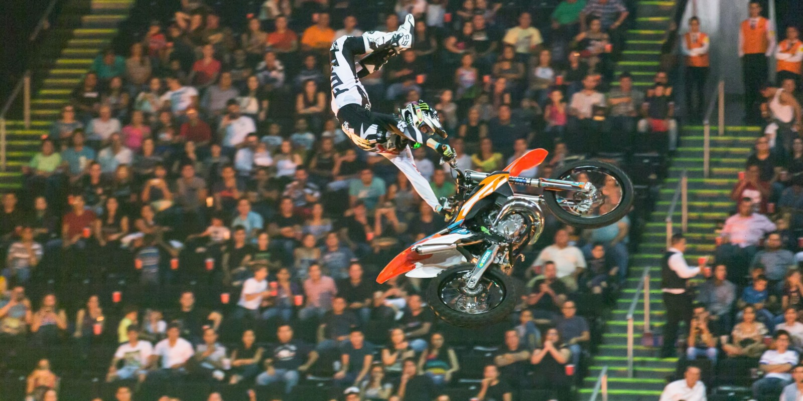 FMX competition