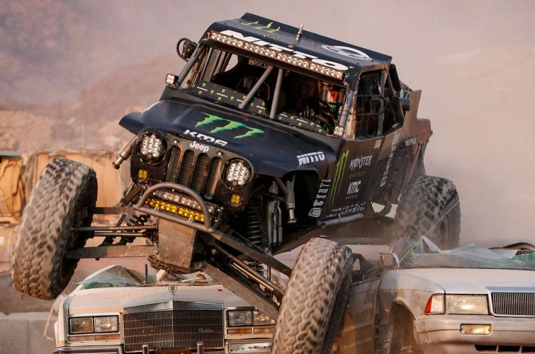 Thumbnails to support the Hammerdown to Havasu video