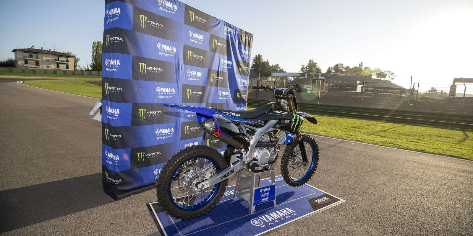 Atmosphere from the 2018 Monster Energy MXGP announcement