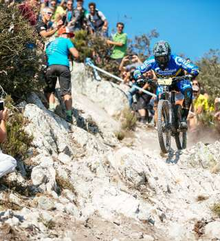 Images from the 2018 Enduro World Series Round 8 in Finale Ligure, Italy