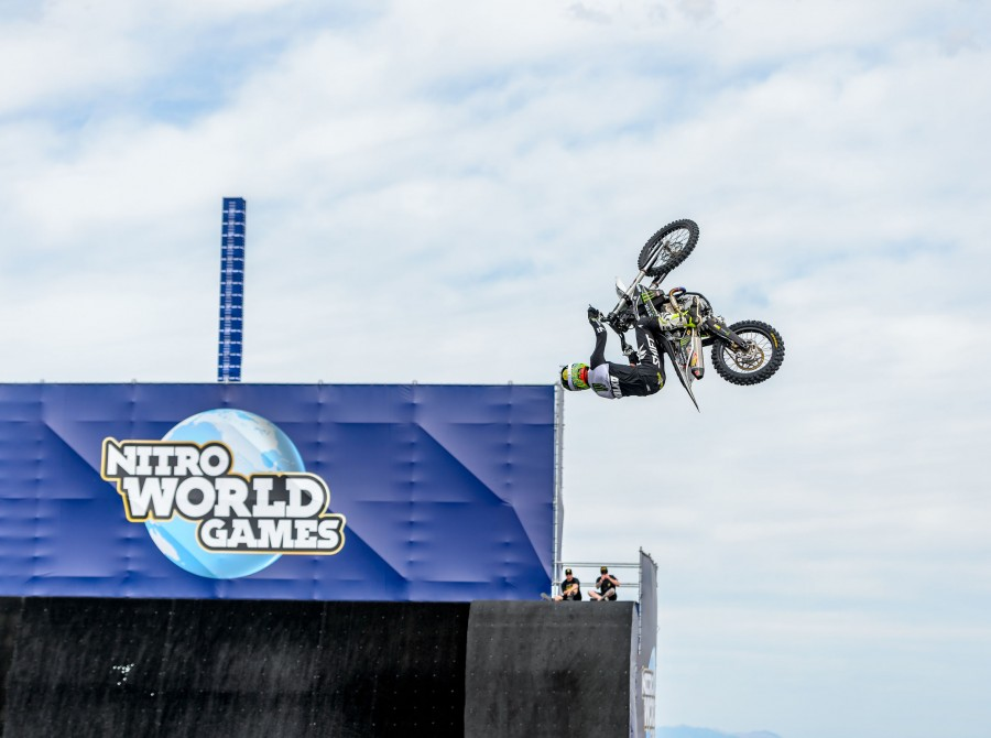 Image from 2018 Nitro World Games