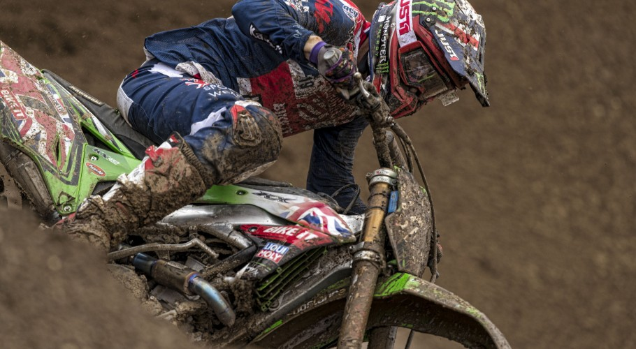 Tommy Searle at the 2018 Motocross of Nations