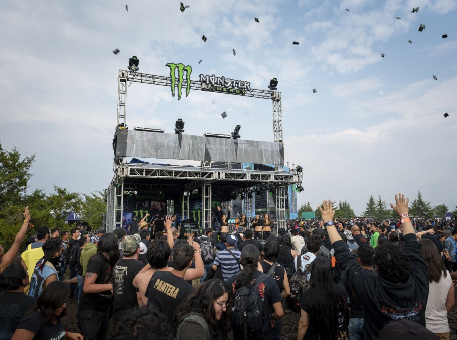 Image from the 2018 Forcefest in Mexico