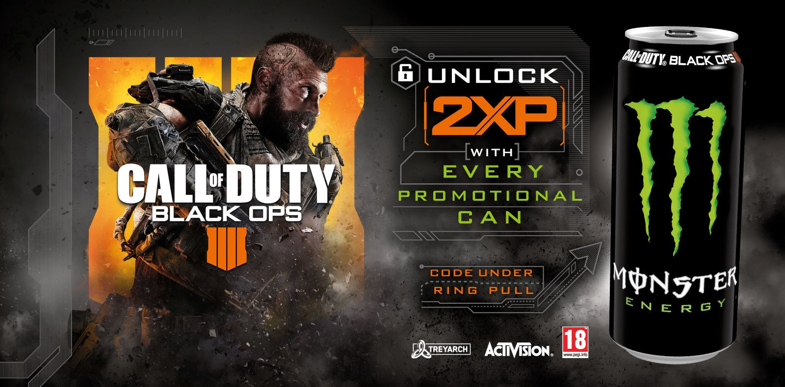 call of duty black ops 4 double xp codes redeem