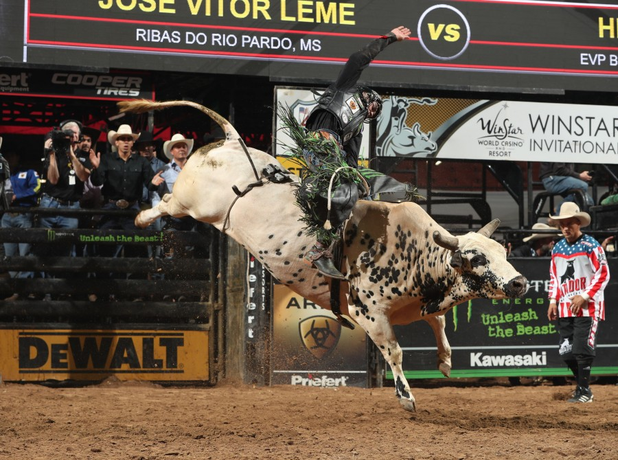 Image from the 2018 PBR event in Austin, Texas