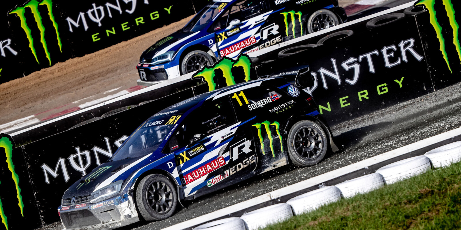 Sunday images from the 2018 World RX of Germany
