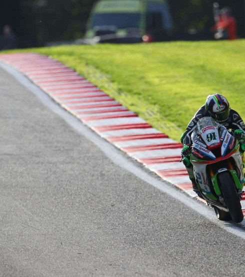 Action and lifestyle shots at 2018 BSB Round 10 Oulton Park, UK.