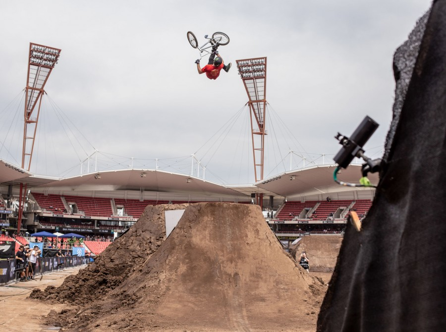 Images from the BMX Event at the 2018 Aus X Games