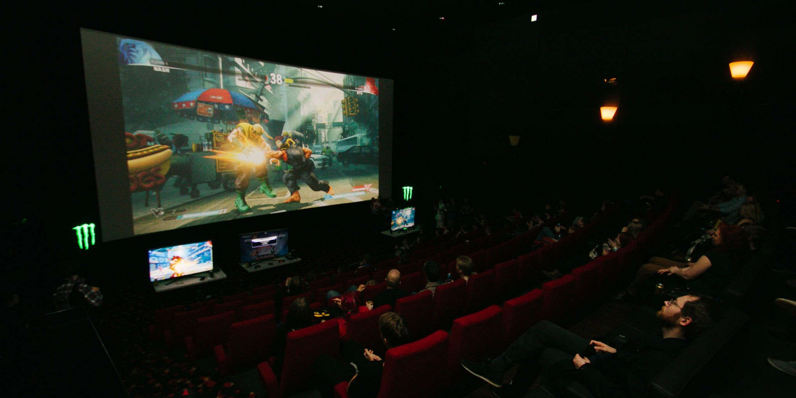 Gaming event in Estonia MangudeOO