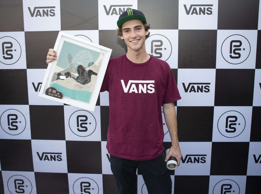 Image from 2018 Vans Park Series Championships Suzhou, China