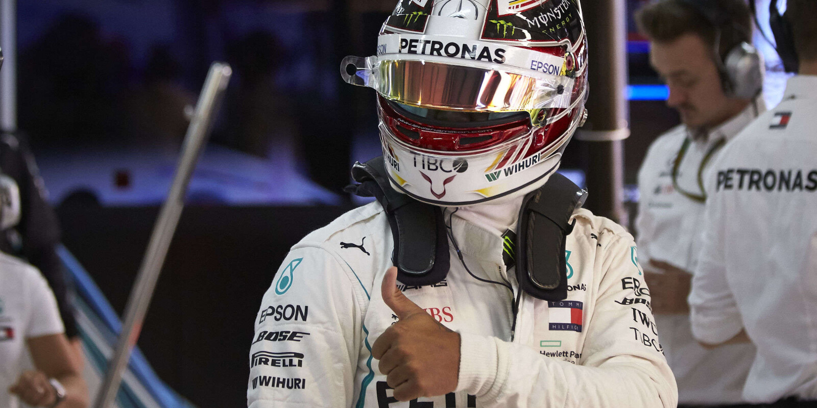Friday images from the 2018 Russian Grand Prix