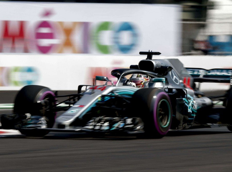 Friday / Sat images from the 2018 Mexican Grand Prix