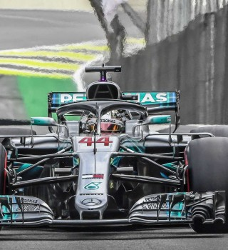 Images from the 2018 Brazilian Grand Prix