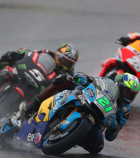 Images from the MotoGP in Valencia, Spain