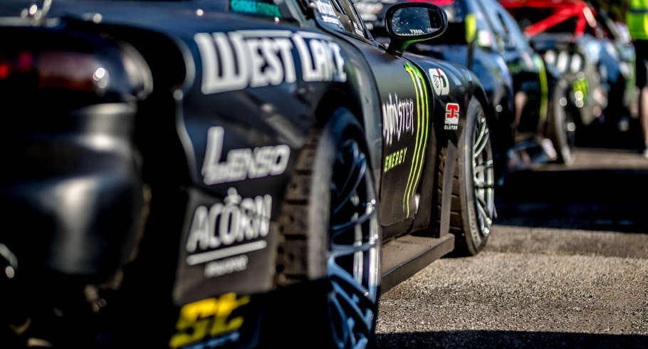 Friday shots from Gymkhana Grid.