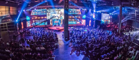 First 2 days at Dreamhack Valencia