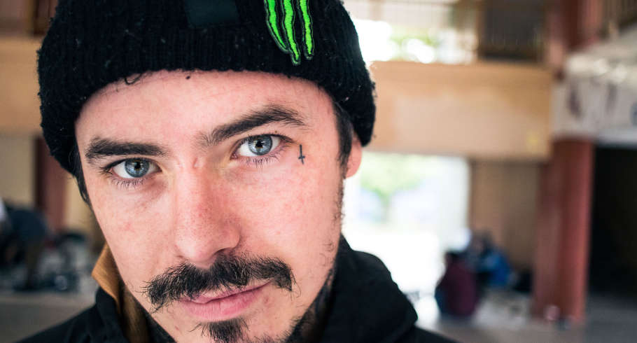 photos from monster energy bmx rider Ben Lewis during a recent trip to Greece