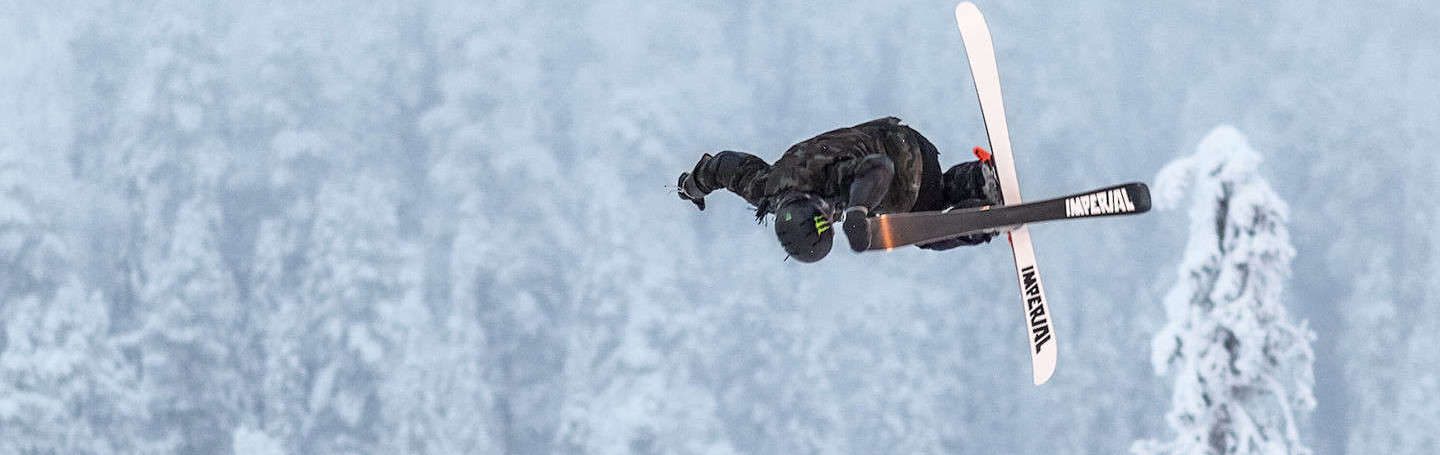 photos of Grisha Fuzeev from Ruka Ski park