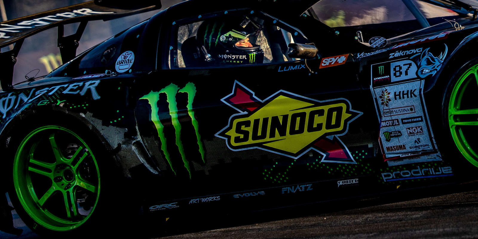 Shots from Gymkhana Grid on last day in South Africa