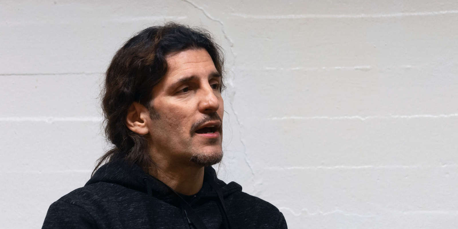 Anthrax bassist Frank Bello Interview at the Slayer Farewell Tour in Austria Vienna.