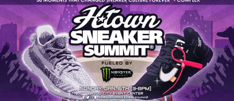 H town sneaker summit hero and IG story videos