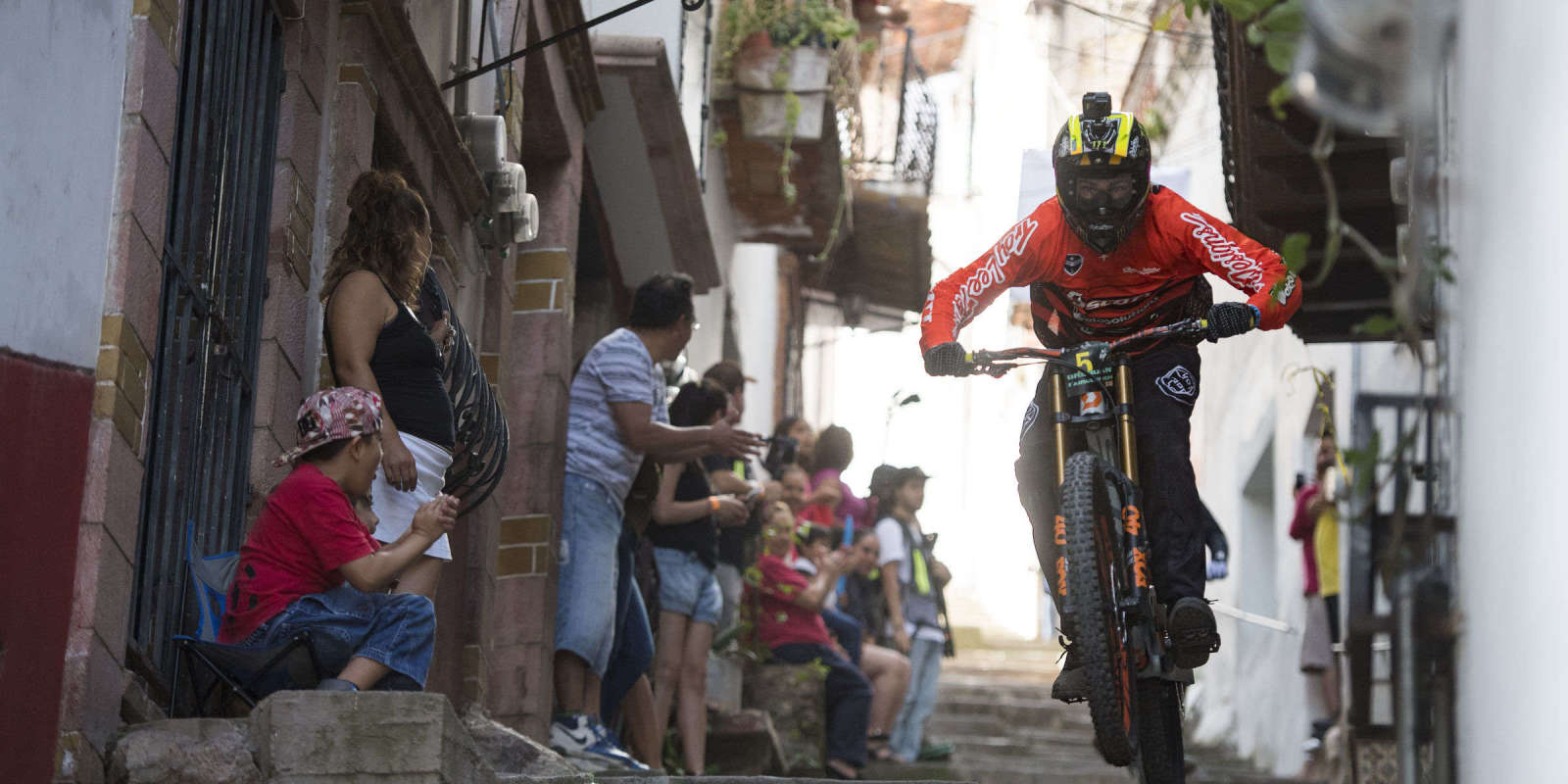Down Hill Taxco 2017- Uban downhill race