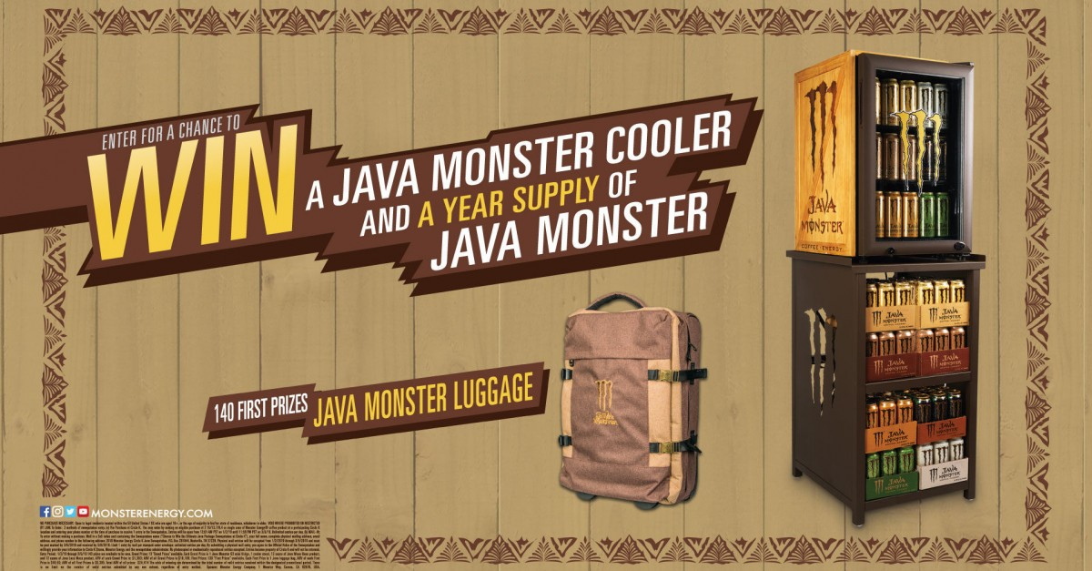 Chance to Win the Ultimate Java Package Sweepstakes at Circle K!