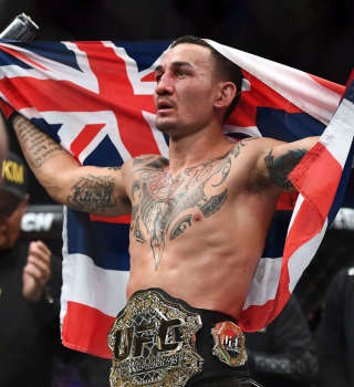 images from UFC 231 Holloway vs Ortega
