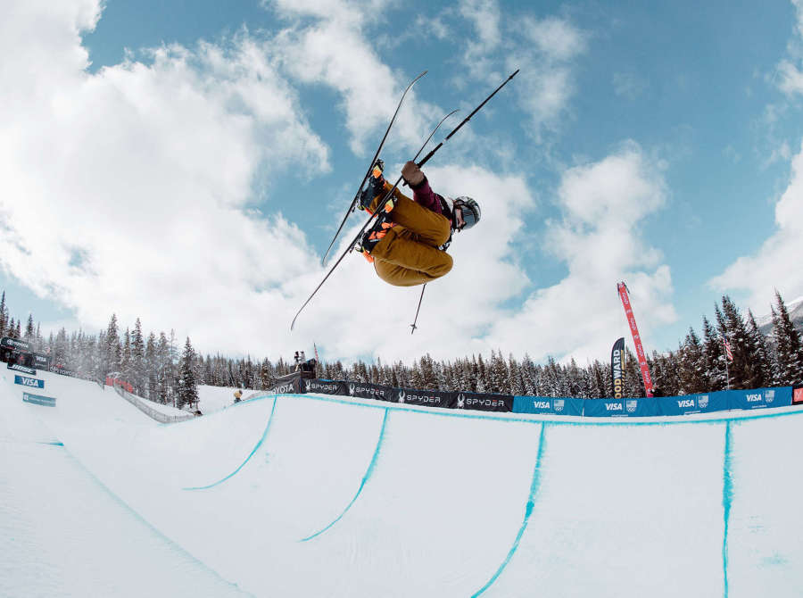 Image from the 2018 Toyota U.S. Grand Prix at Copper Mountain, Colorado