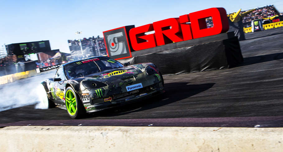 Shots from Gymkhana Grid 2018 in Johannesburg, South Africa