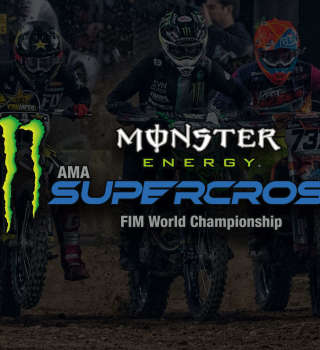 2019 Web  Supercross Hero for Event page on website