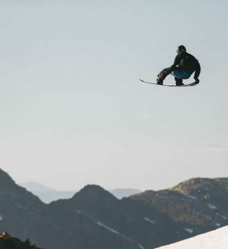 Monster athletes in Fonna, Norway
