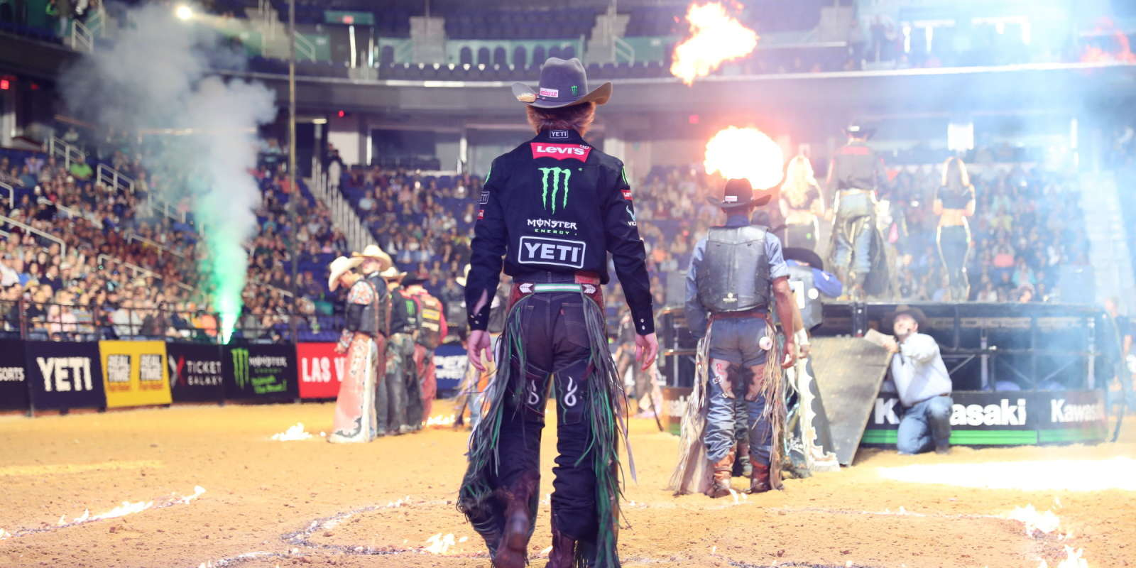 Image from the 2018 PBR event in Greensboro, North Carolina