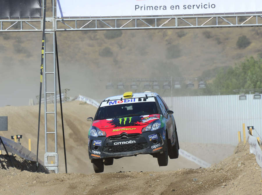 Photos from Monster Energy Rally Team at Laguna Caren Race in Chile