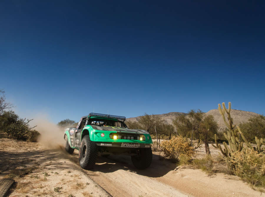 Shots from Baja 1000 in Ensenada, Mexico