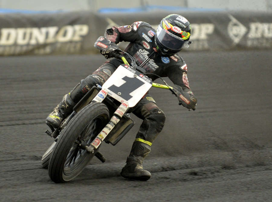 Images from the American Flat Track event at the Meadowlands Mile in E. Rutherford, NJ