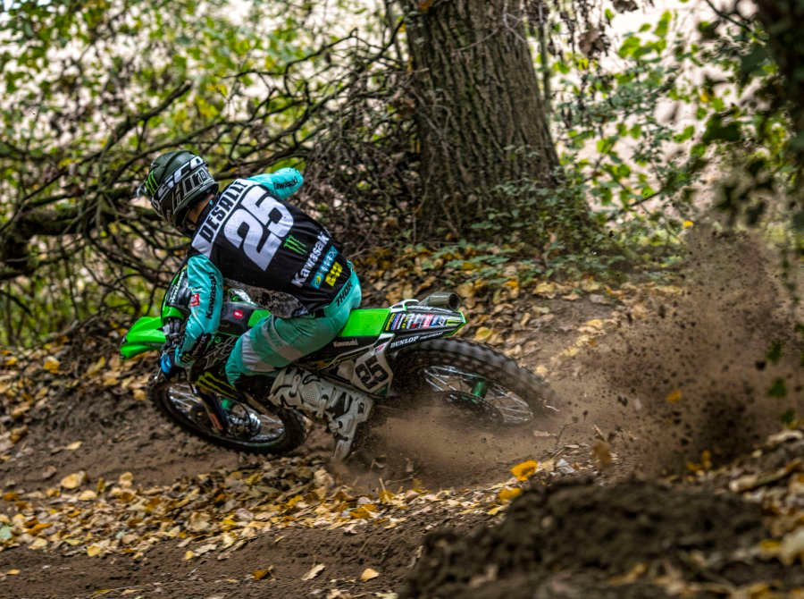 Clement Desalle Inside View behind the scenes photoshoot images