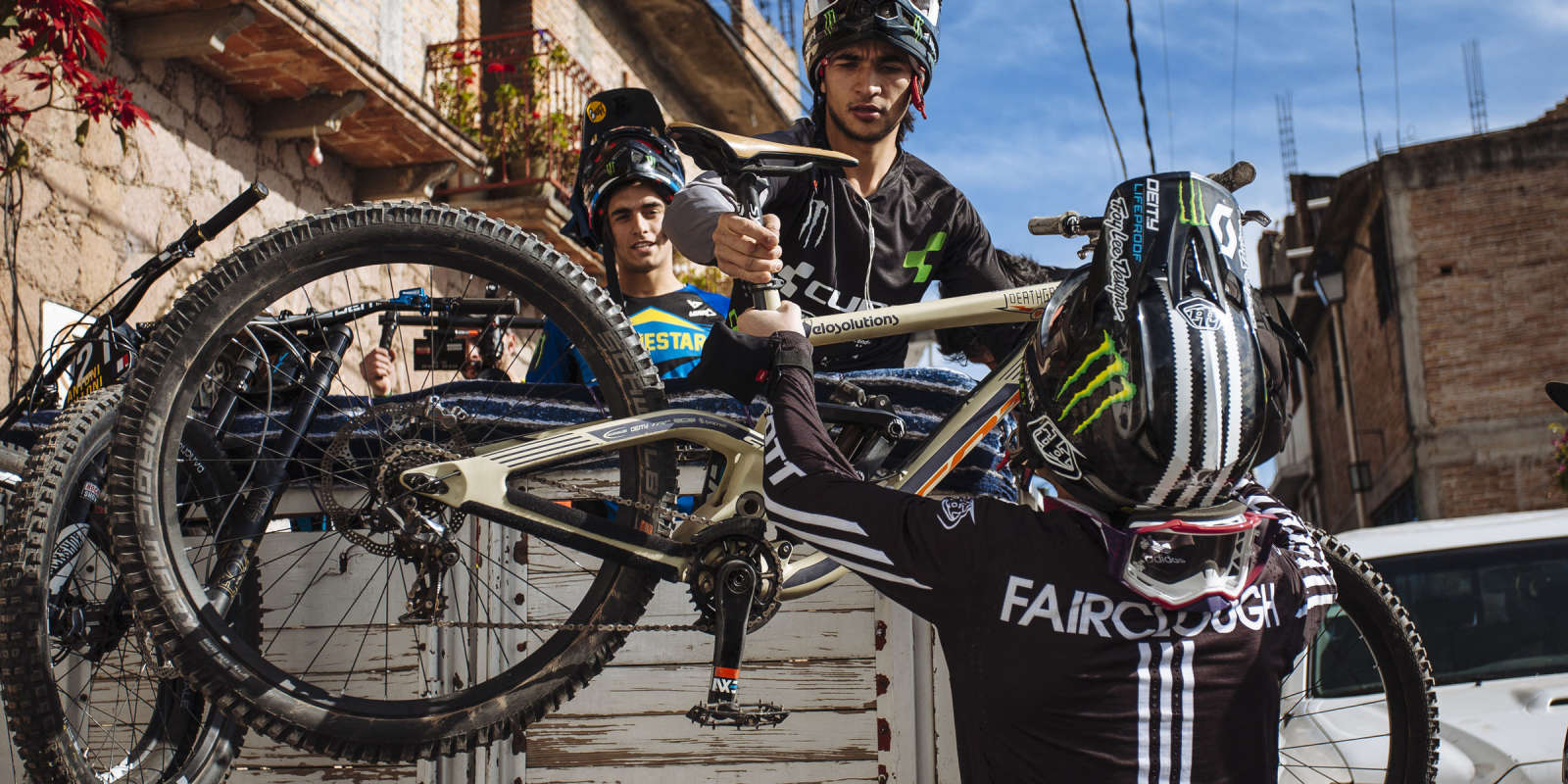 Downhill Taxco- Urban Downhill Race