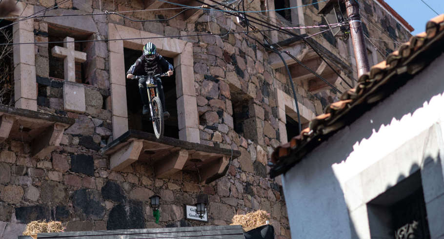 2018 MTB Downhill Taxco Mexico, downhill, montain biking