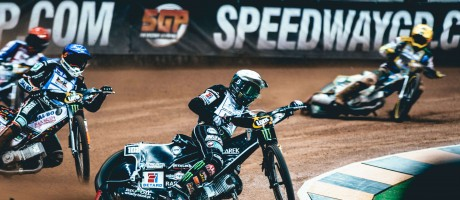 Images of Tai Woffinden from SGP Poland
