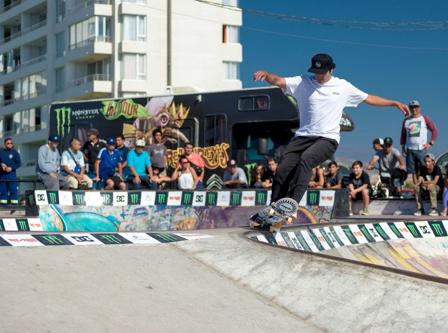 Photos from Rey de Reyes 2018 skate competition in Chile