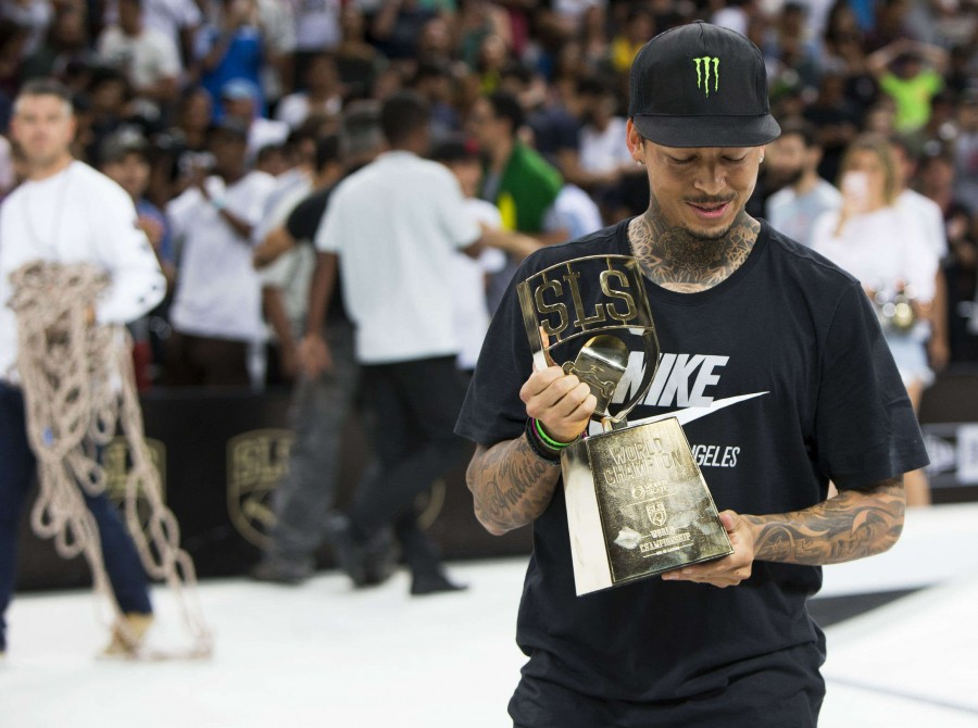 Assets from the 2019 Street League Series in Brazil