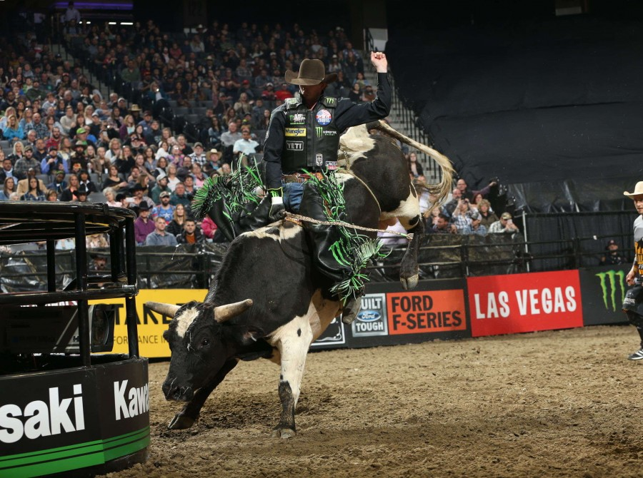 Image from the Sacramento Unleash the Beast PBR tour.