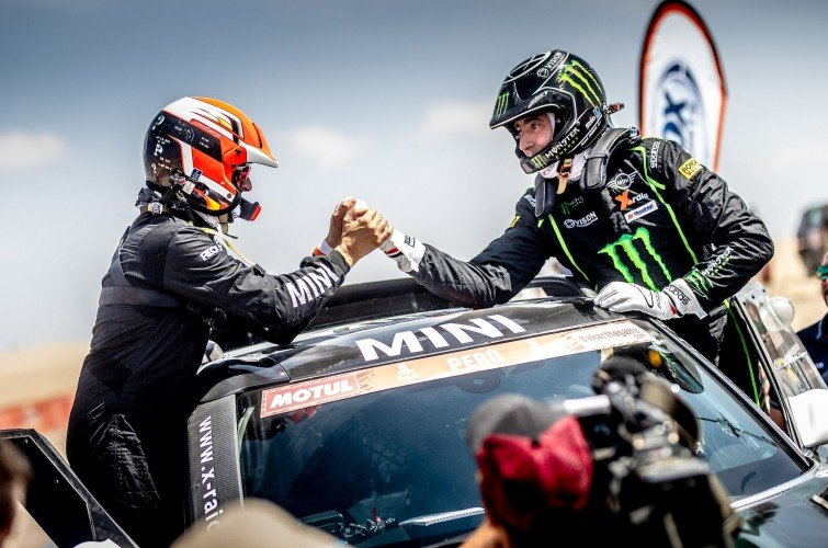 Week two images from the 2019 Rally Dakar
