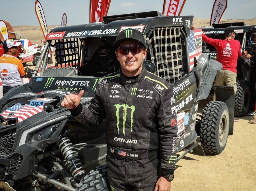 Images from the 2019 Rally Dakar