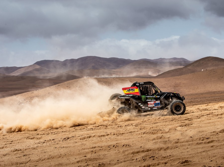 Images from week 2 of the 2019 Dakar