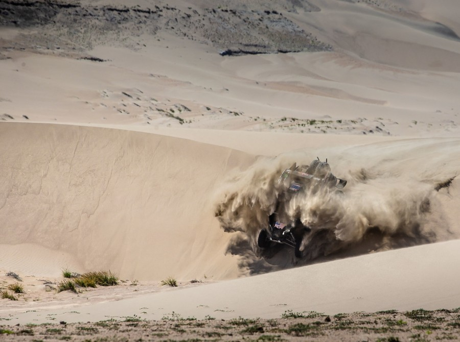 Week 2 images from the 2019 Dakar Rally