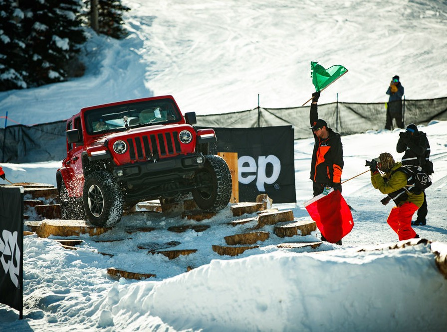 Images from the inaugural Jeep Wrangler X Challenge