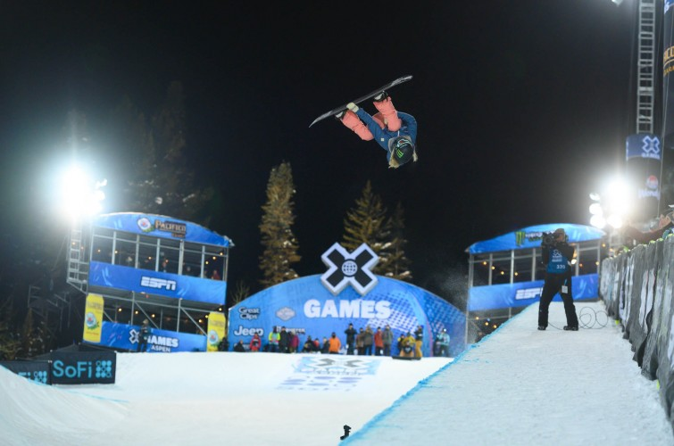 Images from the Slopestyle Final at the 2019 X Games
